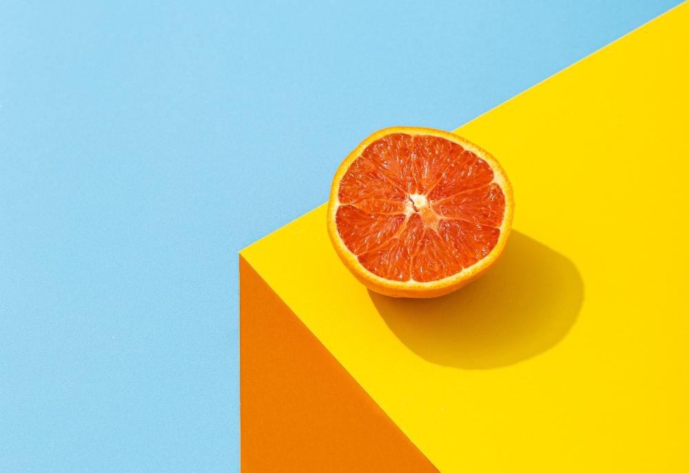 El sérum con vitamina C