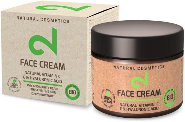 Las Mejores 3 cremas antiarrugas de cosmética natural..