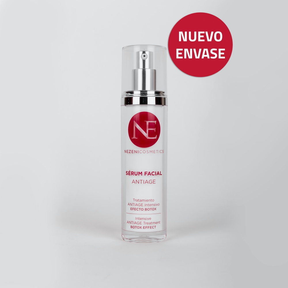 Nezeni sérum facial antiage