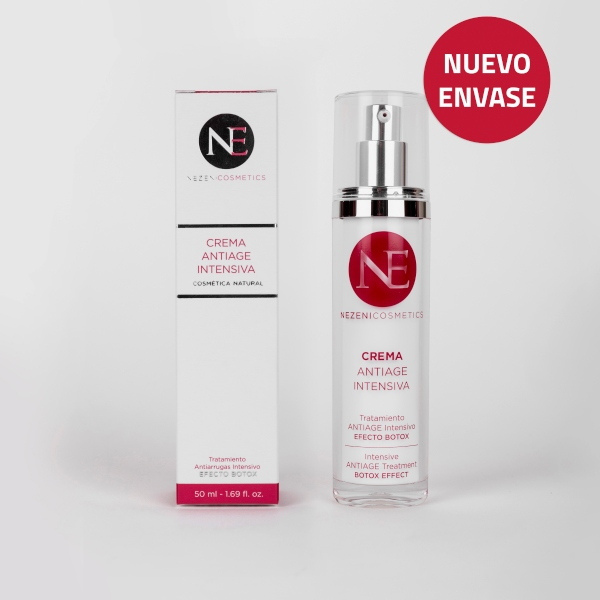 crema antiage Nezeni Cosmetics