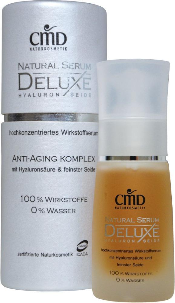 CMD Naturkosmetik Natural Serum Deluxe