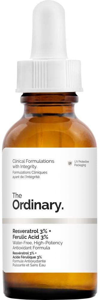 The Ordinary Resveratrol 3% Ferulic Acid 3% Sérum