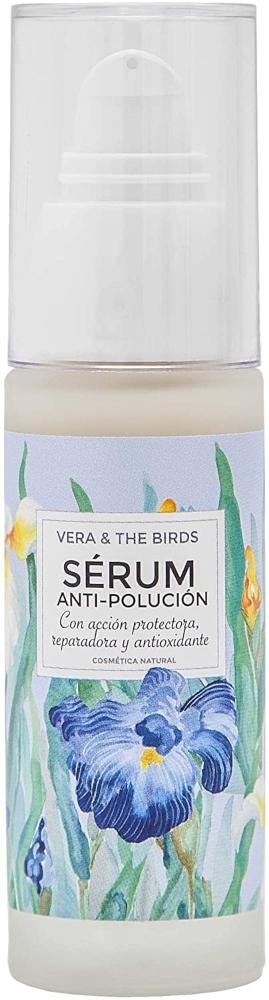 Vera and the birds sérum anti-polución