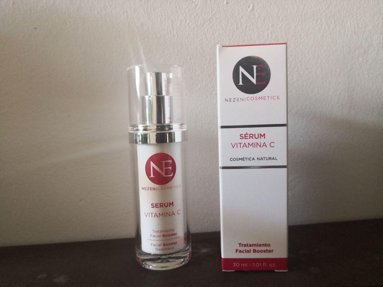 serum Nezeni Cosmetics vitamina C