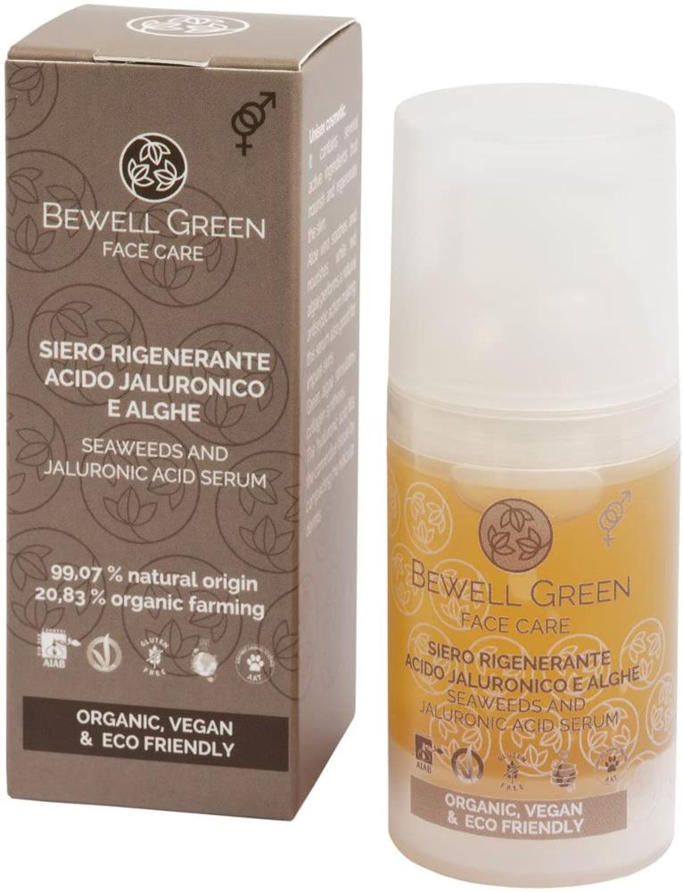 Bewell Green Sérum Ácido Hialurónico y Algas