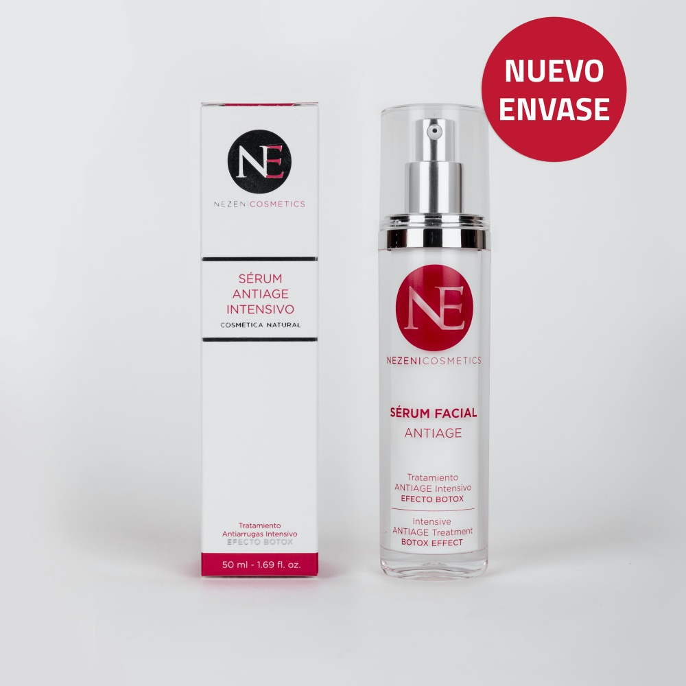 Nezeni Sérum Facial Antiedad