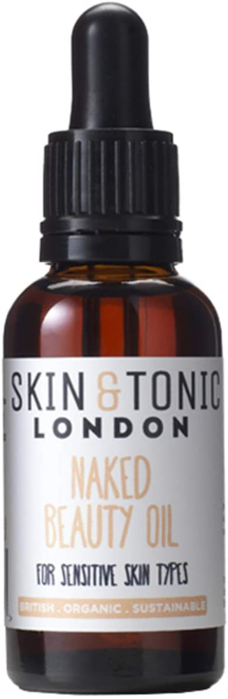 Skin and Tonic London Naked Beauty Oil